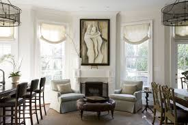 Living Room And Dining Room Combo 7 Ways To Paint Your Trim Fantastic From Classic To Fearless