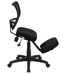 Chairs For Posture Support Ergonomic Kneeling Chair Office Depot U2013 Cryomats Org