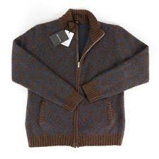 100 cashmere full zip sweaters for men ebay