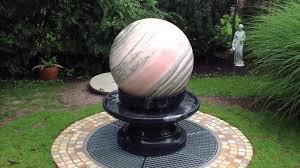 fontane per giardini sfera di pietra fontane da giardino fontana di pietra