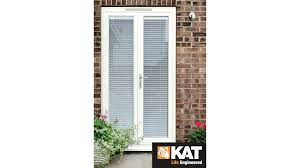 Magnetic Blinds For French Doors Integrated Blinds Kat Uk
