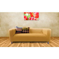 Orange Ikea Sofa by Ikea Klippan Sofa Cover Ebay