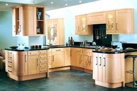 cuisine en bois clair cuisine bois clair moderne cuisine bois clair moderne moderne glass