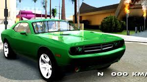 Dodge Challenger Concept - dodge challenger concept gta san andreas youtube