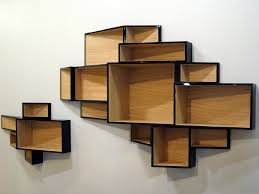 College Design For Wall Mounted Bookshelves StakincCom - Home interior items