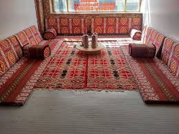 Persian Rugs Edinburgh by Moroccan Sheesha Lounge Persian Rug Floor Carpet Arm Back Rest