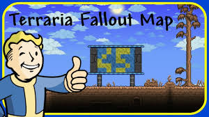Fallout Vault Map by Terraria Fallout Map Vault 045 Download Youtube