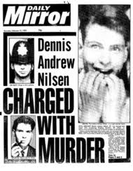 The Beat Mirror In The Bathroom by Dennis Nilsen Wikipedia