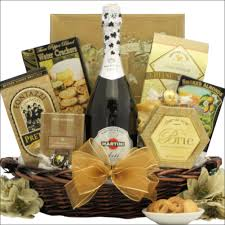 italian gift baskets martini asti sparkling italian wine chagne gift basket