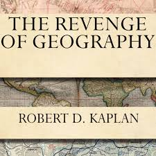 Us Geography Map Download The Revenge Of Geography Audiobook By Robert D Kaplan