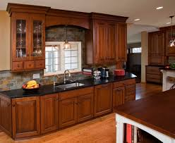 decor kitchen cabinet and window treatments with tile backsplash