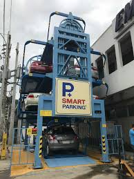 lexus in the philippines emicor unveils vertical rotary parking system for the philippines
