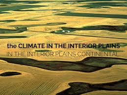 The Interior Plains Climate Jazz By Halley Low