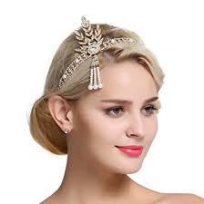 bridal tiara fairy deco 1920s flapper great gatsby leaf bridal tiara