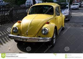 volkswagen bug yellow yellow vw bug editorial photography image of collector 18627742