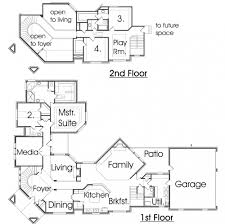 corner lot floor plans inspiring design best corner lot house plans 2 story 7 21 for lots