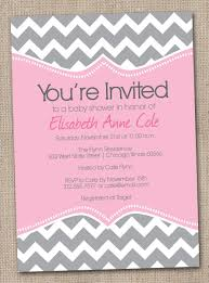 design homemade baby shower invitations