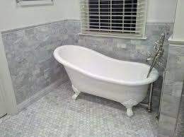 White Mosaic Bathroom Floor Tile  Amazing Mosaic Bathroom Floor - Floor tile designs for bathrooms