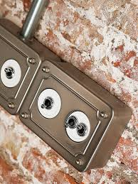 Modern Electrical Switches For Home Ultra Modern House With Amazing Layout In Spain Light Switches