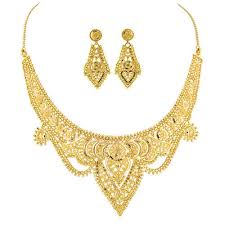 necklace golden images Golden jewellery antique gold necklace wholesaler from lalitpur jpg