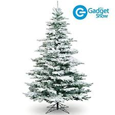 frosted christmas tree 11 frosted christmas tree 10ft flocked noble pine artificial