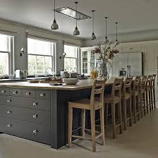 bespoke kitchen islands this country styled kitchen is designed to not only cook delicious