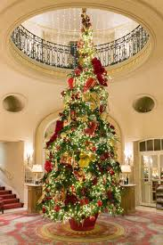 london u0027s best christmas trees 2016