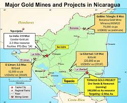 gold rush in nicaragua u2014 production doubles in little over 10
