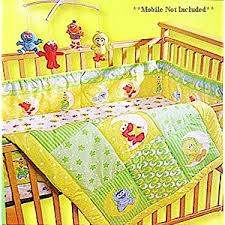 Elmo Bedding For Cribs I M Saving Money Honey Sesame Crib Bedding 39 99 Shipped