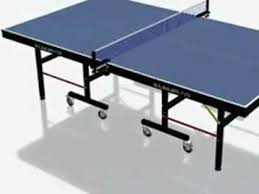 Folding Table Tennis Table How To Assemble Table Tennis Table U0027 U0027 By Jasper Reales From