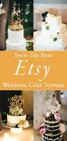 The Best Wedding Cakes The Best Etsy Wedding Cake Toppers Junebug Weddings