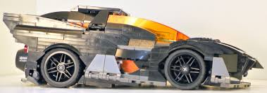 lego lamborghini egoista lego ideas flying batmobile