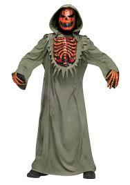 bleeding chest evil pumpkin kids costume walmart com