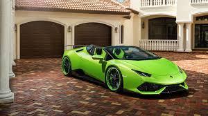 Lamborghini Huracan Green - lamborghini huracan green hd wallpaper 1080p wallpaper
