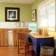 office design staggering lime green curtain panels decorating