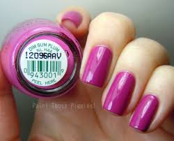 paint those piggies opi swatch spam