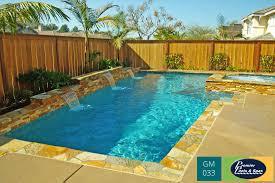 redding geometric pools cool sleek lines premier pools u0026 spas