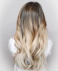 Light Blonde Balayage Blonde Balayage Root Shadow Dark To Light Great Lengths