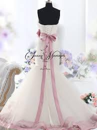robe de mari e bicolore robe de mariee pas chere et blanche forme sirene mariage