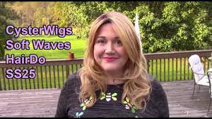 hairdo wigs cysterwigs wig review soft waves by hairdo color ss25 shaded