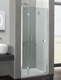 1200mm Shower Door Simpsons Design Hinged Shower Door 1200mm With Inline Panel