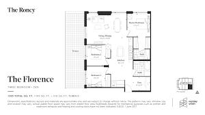 one bloor floor plans condo floor plans we like at the roncy condos condo studio