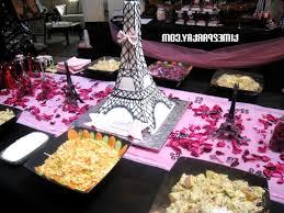 Eiffel Tower Table Centerpieces Paris Themed Table Centerpieces Wedding Party Decor