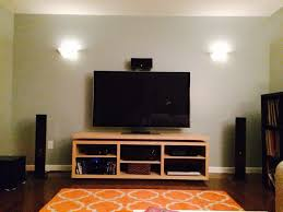 home theater family room design home theater setup tour clean familyroom rig youtube