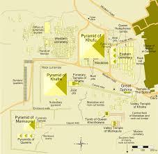Plano Map File Giza Pyramid Complex Map Svg Wikipedia