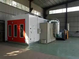 chambre de peinture automobile chinois pas cher cabine de peinture automobile véhicules équipement
