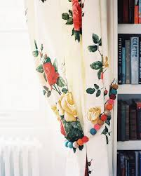 Floral Curtains Floral Curtains Photos 7 Of 8