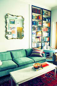 How To Make Bookcases Look Built In Making Billy Bookshelves Look Like Built Ins Little Green Notebook