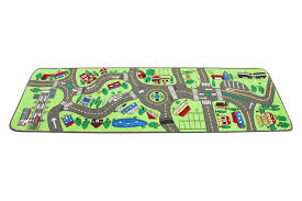amazon com learning carpets giant road lc 124 toys u0026 games