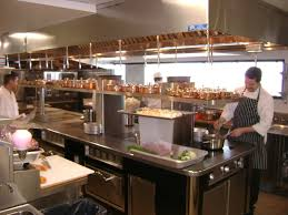 how to design a restaurant kitchen home decoration ideas
